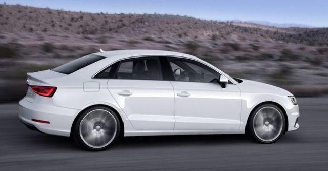 2014 Audi A3 Sedan 35 TFSI CoD  第6張相片