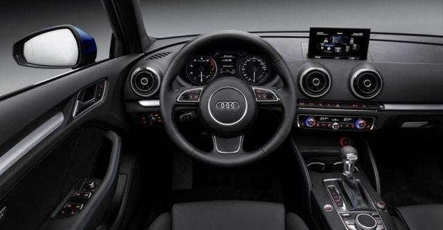 2014 Audi A3 Sedan 35 TFSI CoD  第8張相片