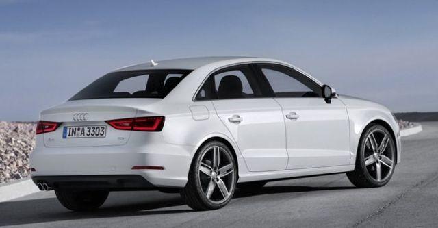 2014 Audi A3 Sedan 40 TFSI  第3張相片