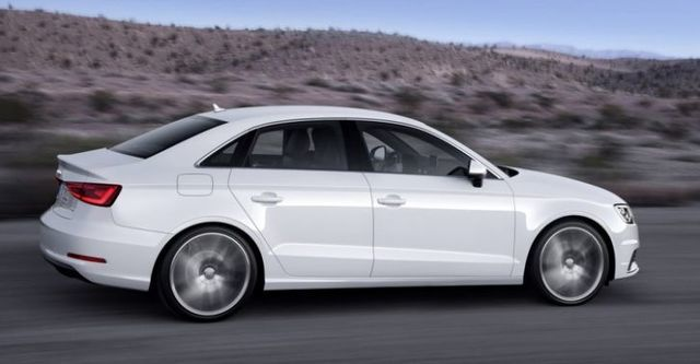 2014 Audi A3 Sedan 40 TFSI  第6張相片