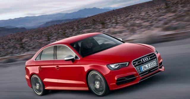 2014 Audi A3 Sedan S3  第2張相片