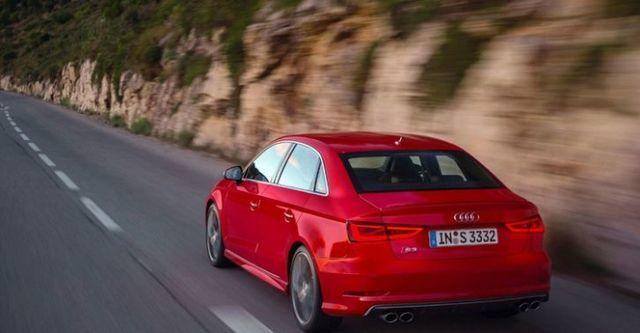 2014 Audi A3 Sedan S3  第4張相片