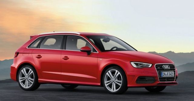 2014 Audi A3 Sportback 30 TFSI  第1張相片
