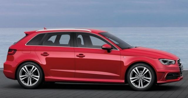 2014 Audi A3 Sportback 40 TFSI  第4張相片