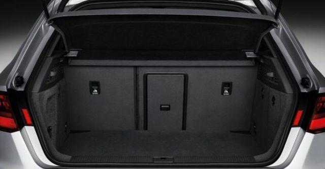 2014 Audi A3 Sportback 40 TFSI  第10張相片