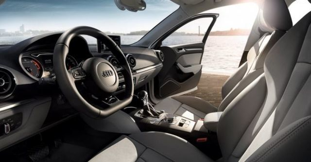 2014 Audi A3 Sportback 40 TFSI Luxury  第6張相片