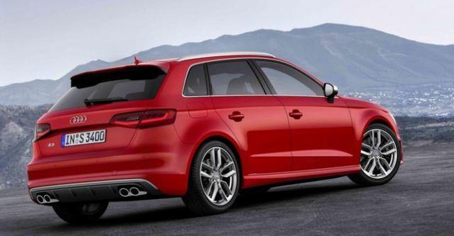 2014 Audi A3 Sportback S3  第5張相片