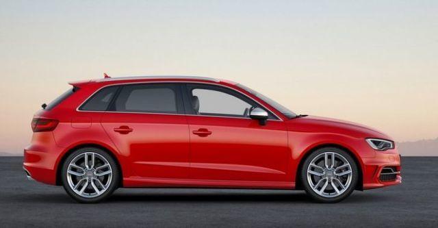 2014 Audi A3 Sportback S3  第6張相片