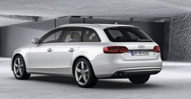 2014 Audi A4 Avant 25 TFSI Urban  第4張相片