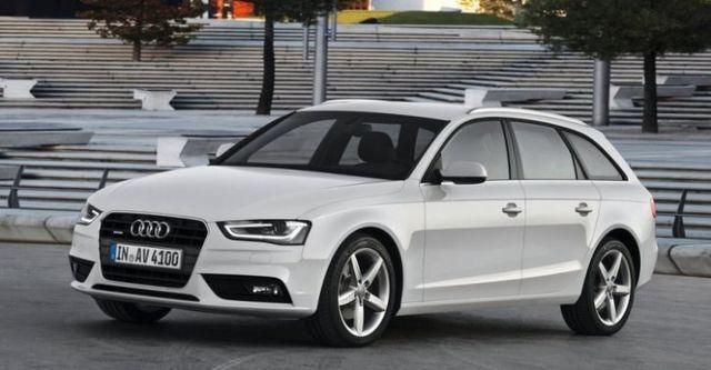 2014 Audi A4 Avant 30 TDI  第1張相片