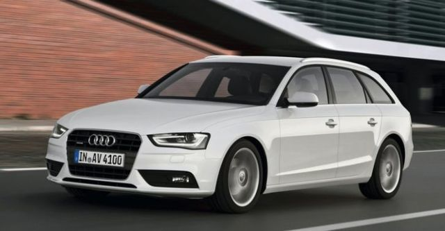 2014 Audi A4 Avant 35 TFSI  第1張相片