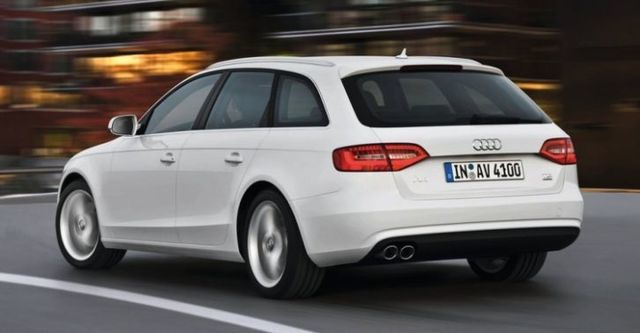 2014 Audi A4 Avant 35 TFSI  第2張相片