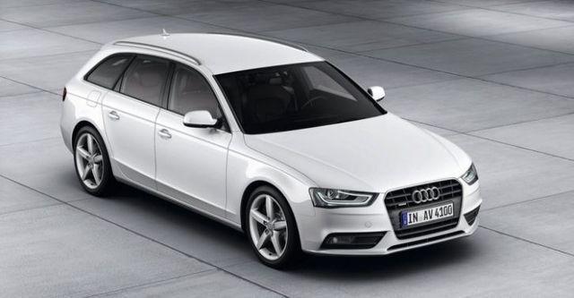 2014 Audi A4 Avant 45 TFSI  第1張相片