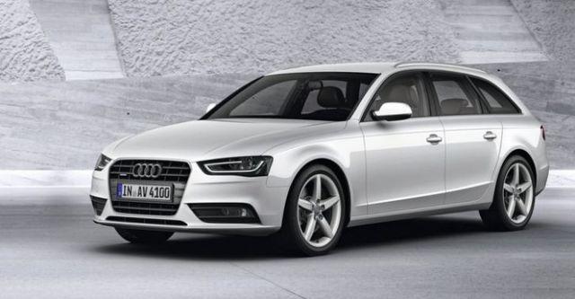 2014 Audi A4 Avant 45 TFSI quattro  第3張相片