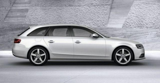 2014 Audi A4 Avant 45 TFSI quattro  第5張相片