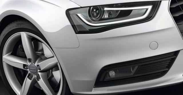 2014 Audi A4 Avant 45 TFSI quattro  第6張相片