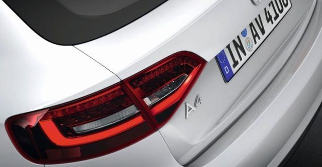 2014 Audi A4 Avant 45 TFSI quattro  第7張相片