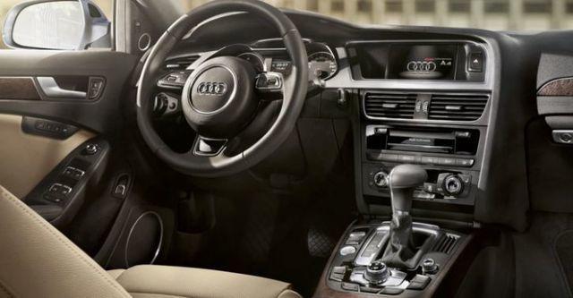 2014 Audi A4 Avant 45 TFSI quattro  第8張相片
