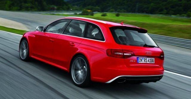 2014 Audi A4 Avant RS4  第3張相片