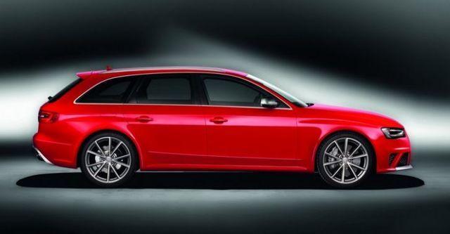 2014 Audi A4 Avant RS4  第6張相片