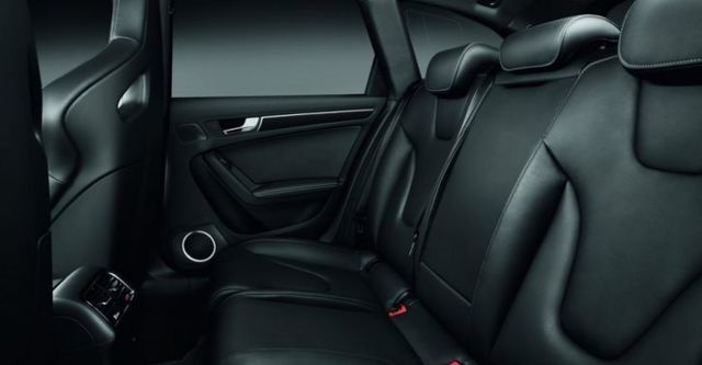 2014 Audi A4 Avant RS4  第10張相片