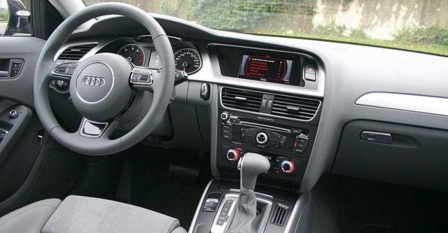 2014 Audi A4 Sedan 25 TFSI Urban  第6張相片