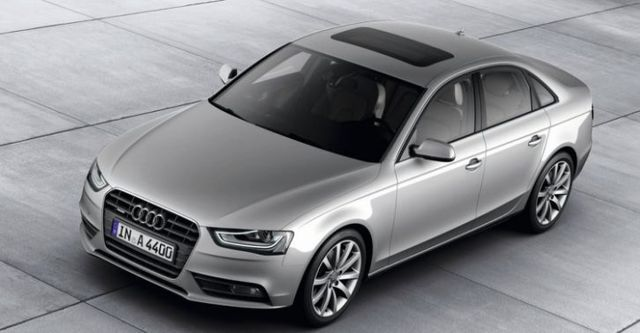 2014 Audi A4 Sedan 30 TDI  第1張相片