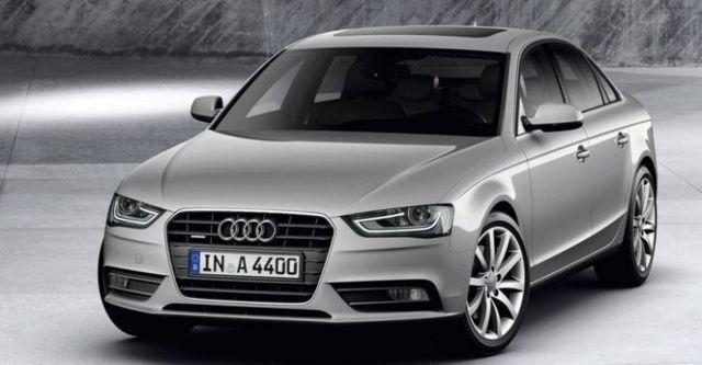 2014 Audi A4 Sedan 30 TDI  第3張相片