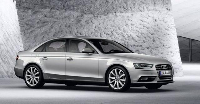 2014 Audi A4 Sedan 30 TDI  第4張相片