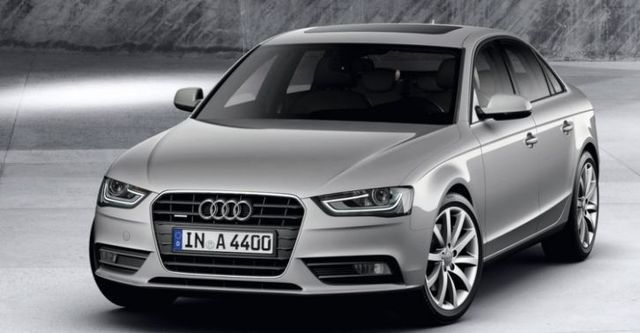 2014 Audi A4 Sedan 45 TFSI  第3張相片