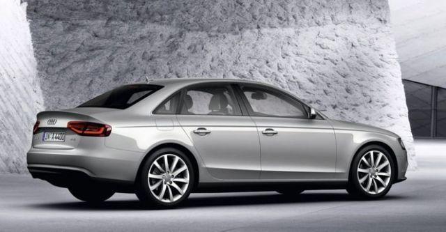 2014 Audi A4 Sedan 45 TFSI  第5張相片
