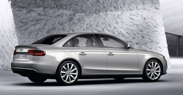 2014 Audi A4 Sedan 45 TFSI quattro  第5張相片