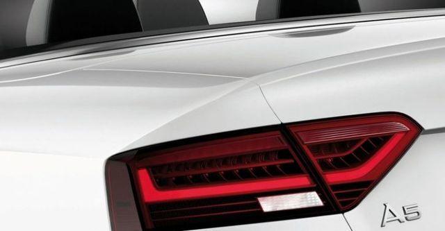 2014 Audi A5 Cabriolet 40 TFSI quattro  第2張相片