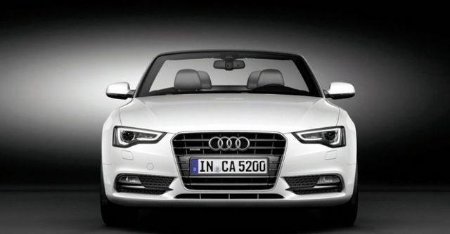 2014 Audi A5 Cabriolet 40 TFSI quattro  第5張相片