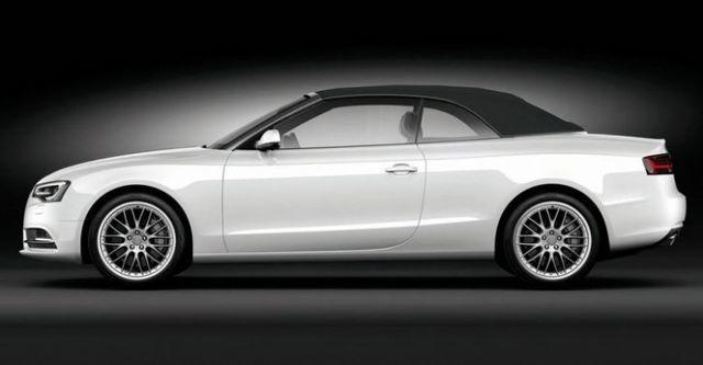 2014 Audi A5 Cabriolet 40 TFSI quattro  第6張相片