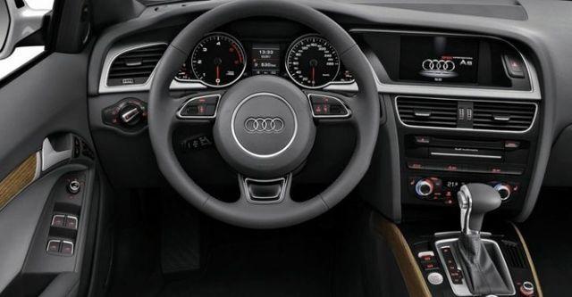 2014 Audi A5 Cabriolet 40 TFSI quattro  第9張相片