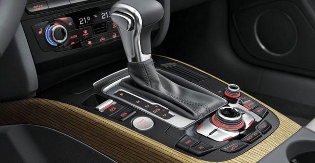2014 Audi A5 Cabriolet 40 TFSI quattro  第10張相片