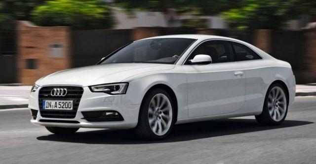 2014 Audi A5 Coupe 35 TFSI  第1張相片