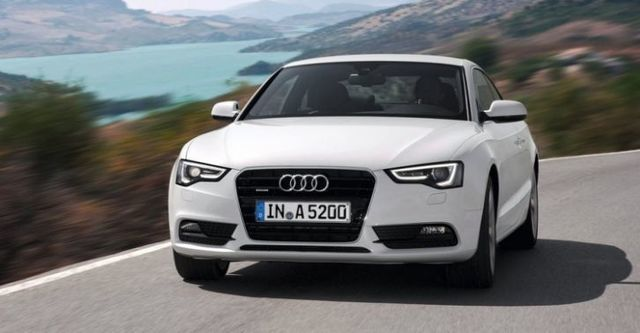 2014 Audi A5 Coupe 35 TFSI  第2張相片
