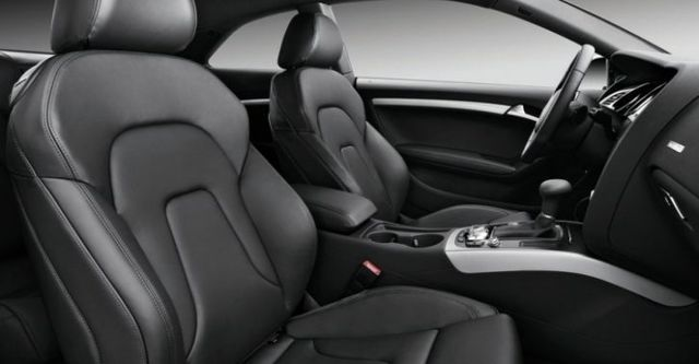 2014 Audi A5 Coupe 45 TFSI quattro  第9張相片