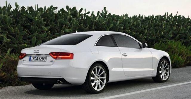 2014 Audi A5 Coupe 50 TFSI quattro  第6張相片