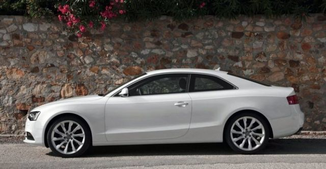 2014 Audi A5 Coupe 50 TFSI quattro  第7張相片