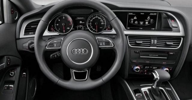 2014 Audi A5 Coupe 50 TFSI quattro  第8張相片