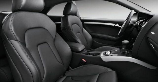 2014 Audi A5 Coupe 50 TFSI quattro  第9張相片