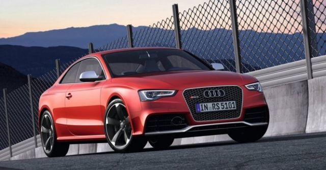 2014 Audi A5 Coupe RS5  第1張相片