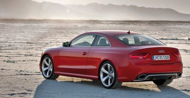 2014 Audi A5 Coupe RS5  第3張相片