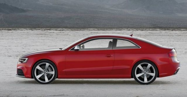 2014 Audi A5 Coupe RS5  第4張相片