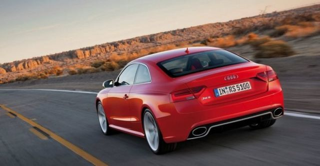 2014 Audi A5 Coupe RS5  第6張相片
