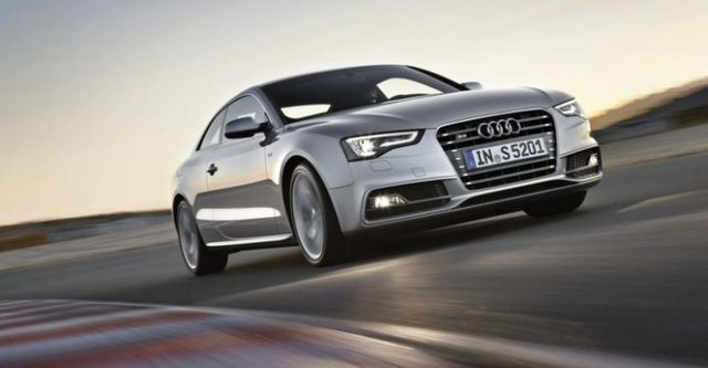 2014 Audi A5 Coupe S5  第1張相片