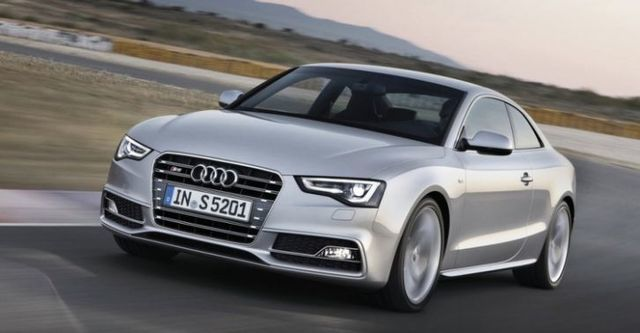 2014 Audi A5 Coupe S5  第2張相片